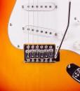 Branson S-type Guitar SSS – Sunburst