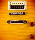Branson LP Guitar Vintage Sunburst