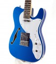 Branson T-type Guitar Semi-hollow – Blue
