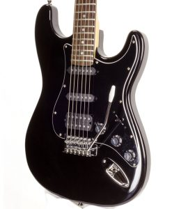 Branson S-type Guitar SSH - Black